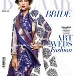 Shruti on Harper's Bazaar Bride: (Un)Covered