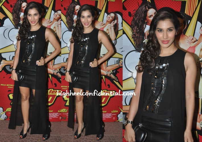 sophie-choudry-rohit-gandhi-rahul-khanna-main-tera-hero-success-bash