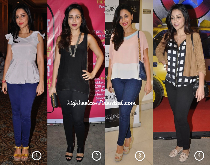 Amrita Puri At Blue Frog For The Bartender Album Launch, At Elle Carnival For A Cause And Other Recent Events-1