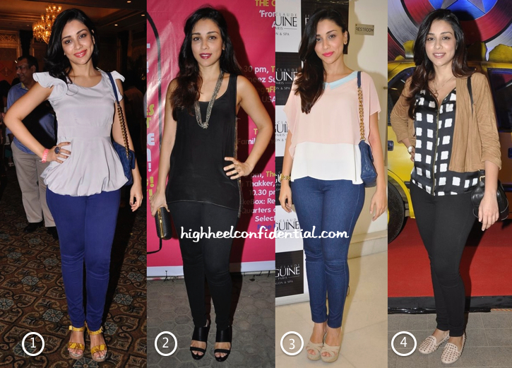 Amrita Puri At Blue Frog For The Bartender Album Launch, At Elle Carnival For A Cause And Other Recent Events-2