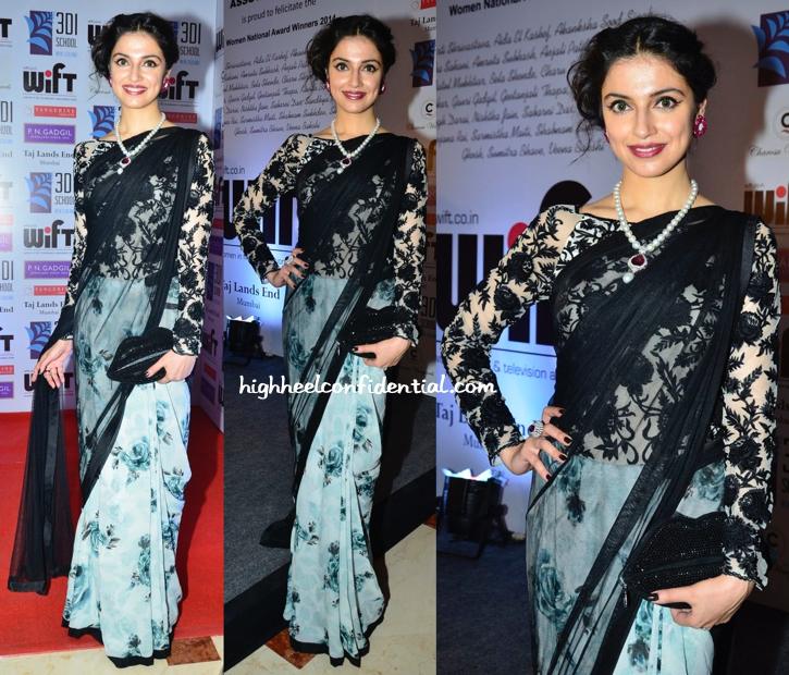 Divya Khosla Kumar At The WIFT Felicitation Event
