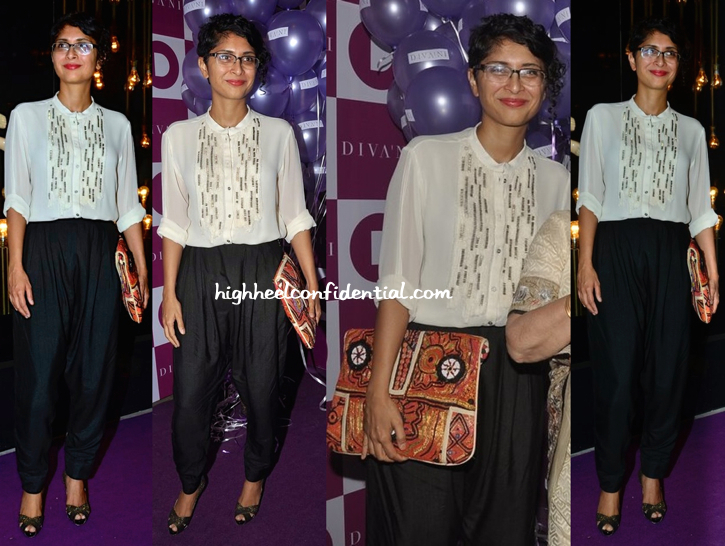 Kiran Rao In Rohit Gandhi And Rahul Khanna At Diva'Ni Store Launch