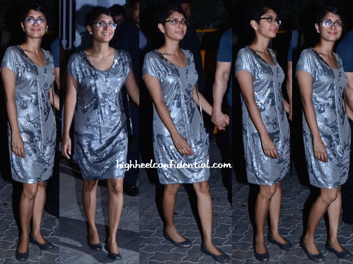 Kiran Rao In Rohit Gandhi And Rahul Khanna At Karan Johar's Birthday Bash