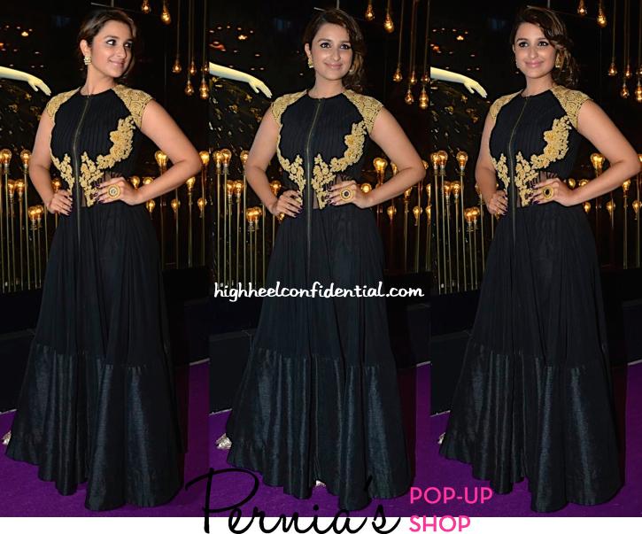 Parineeti Chopra In Ridhi Mehra At Diva'Ni Store Launch-1