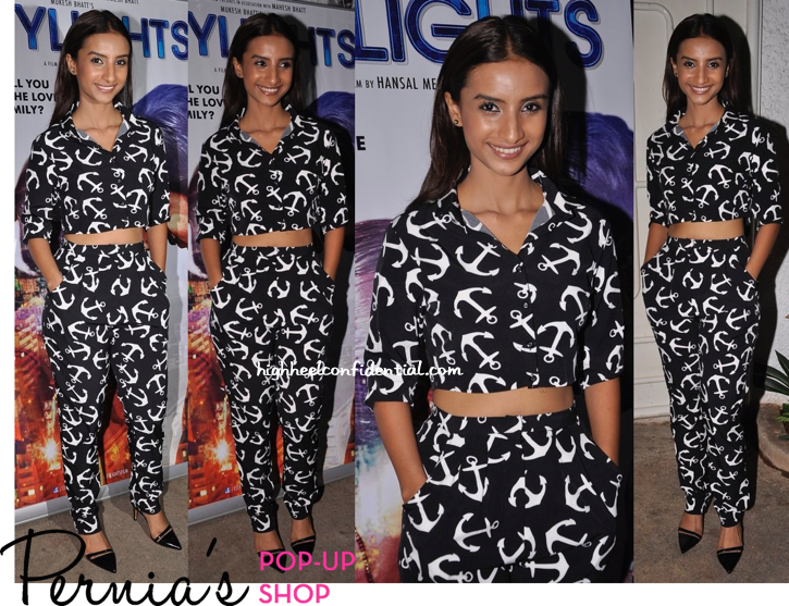 Patralekha In Nishka Lulla At 'Citylights' Screening