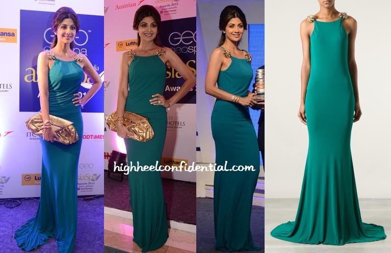 shilpa-shetty-roberto-cavalli-asiaspa-awards-2014
