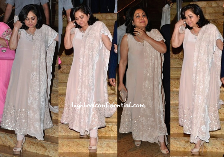 In Shehlaa- Tina Ambani At Dilip Kumar's Book Launch