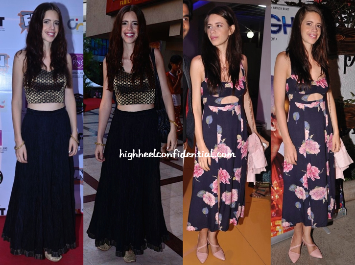 Kalki Koechlin At WIFT's Screening Of 'The World Before Her' And At 'CityLights' Screening-1
