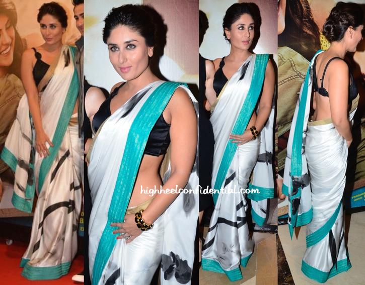 Kareena Kapoor In Satya Paul At 'Lekar Hum Deewana Dil' Album Launch-1