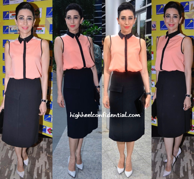 Karisma Kapoor At Playwin Lottery Event-2