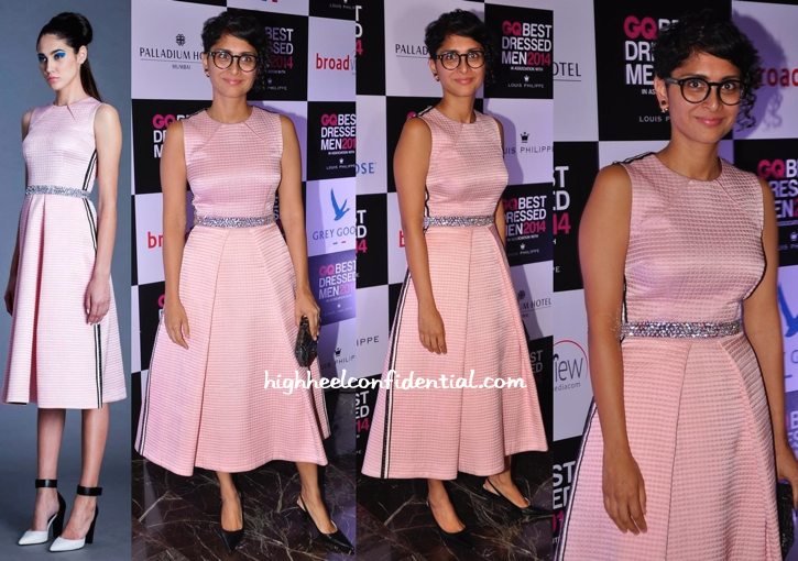 Kiran Rao In Drashta At GQ Best Dressed Men 2014-1