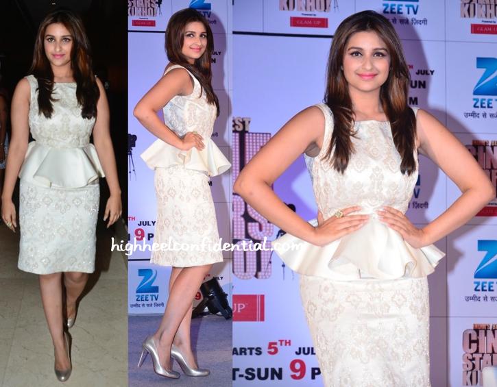 Parineeti Chopra In Varun Bahl At 'Cinestars Ki Khoj' Press Meet-2