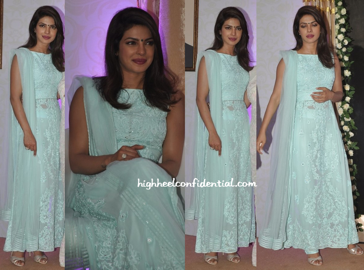 Priyanka Chopra At An Event To Inaugurate A Road Named After Her Late Father-2