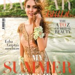 Esha on Harper's Bazaar Bride:(Un)Covered