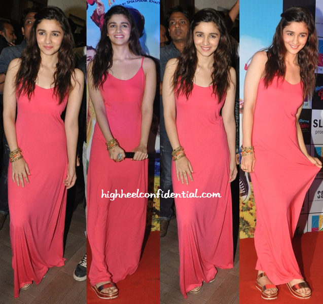 Alia Bhatt At Humpty Sharma Ki Dulhania Promotions-1