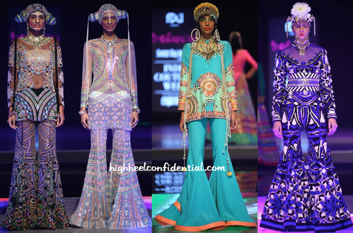 India Couture Week 2014- Manish Arora-1