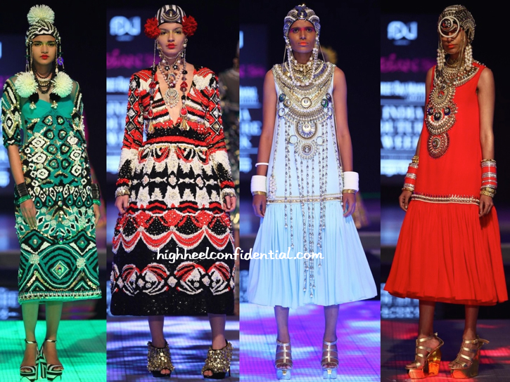 India Couture Week 2014- Manish Arora-2