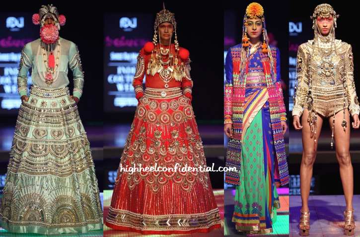 India Couture Week 2014- Manish Arora-3