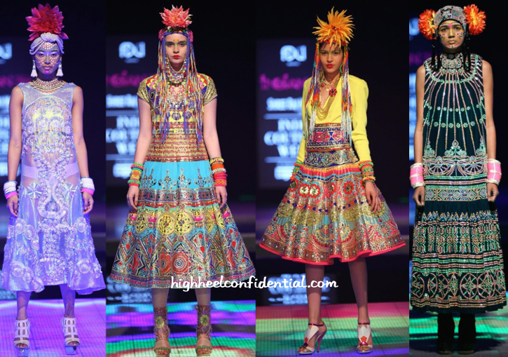 India Couture Week 2014- Manish Arora-4