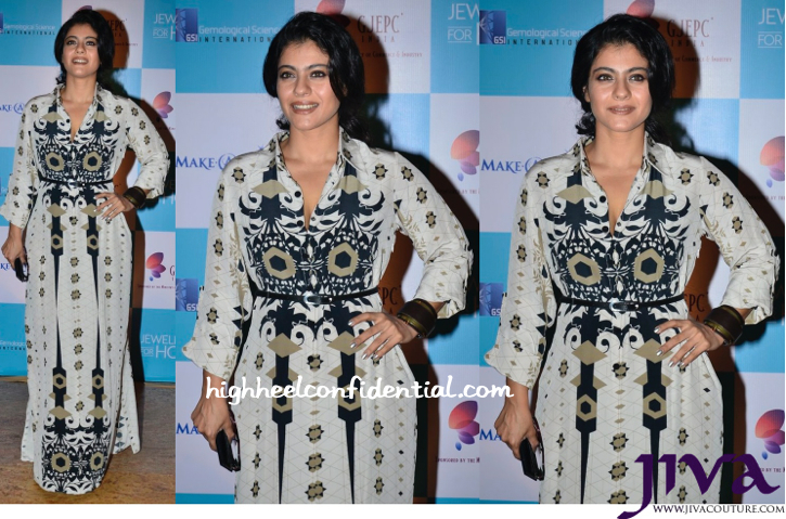 Kajol In Payal Singhal At GJEPC – Jewellers For Hope Charity Gala Dinner-2