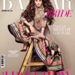 Jacqueline on Bazaar Bride: (Un)Covered