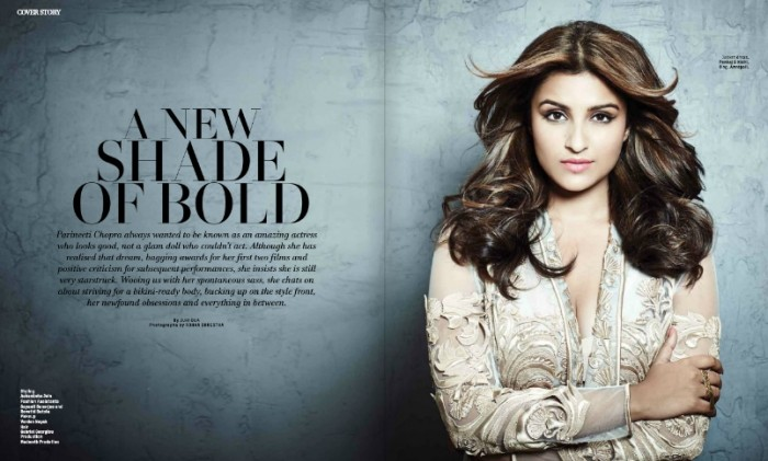 parineeti-pankaj-nidhi-lofficiel-july-2014