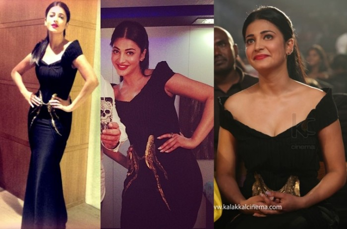shruti-haasan-gaurav-gupta-vijay-awards-2014