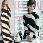 Sonam on Harper's Bazaar: (Un)Covered