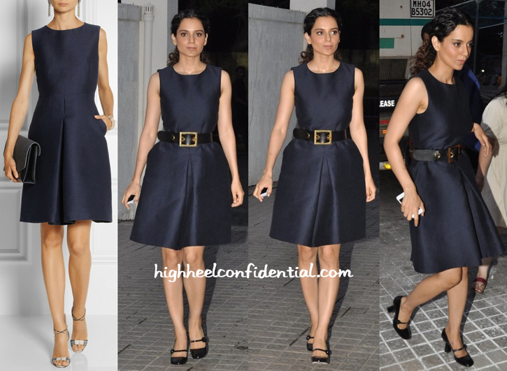 Kangana Ranaut Photographed In Burberry-1