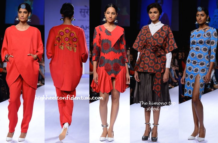 Lakme Fashion Week Winter-Festive 2014- Surendri-3