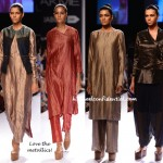 LFW Winter/Festive 2014: Akaaro
