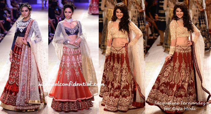 Lakme Fashion Week Winter:Festive 2014- Anju Modi-4