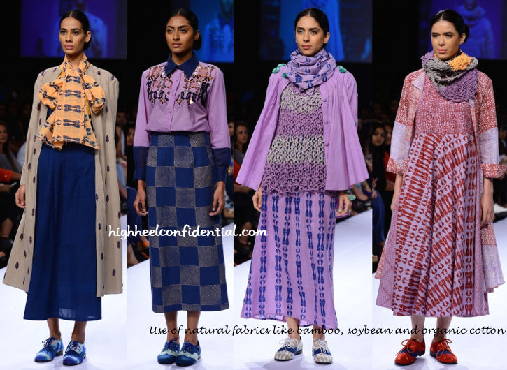 Lakme Fashion Week Winter:Festive 2014- Ka Sha By Karishma Shahani -3