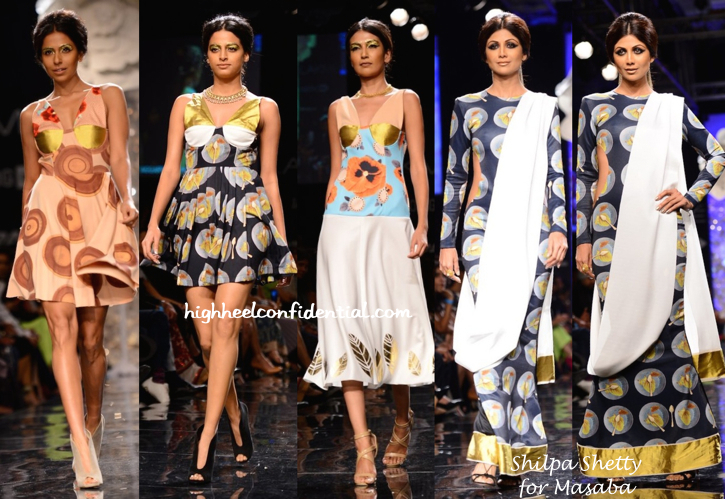 Lakme Fashion Week Winter:Festive 2014- Masaba-4