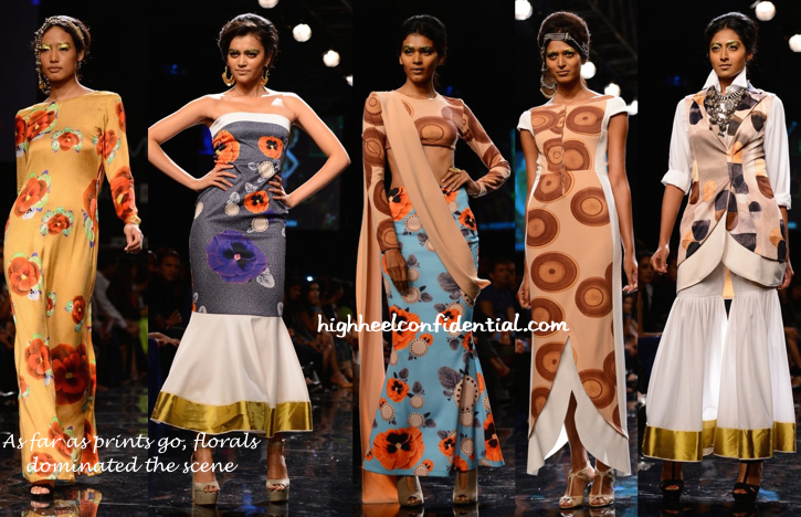 Lakme Fashion Week Winter:Festive 2014- Masaba-5