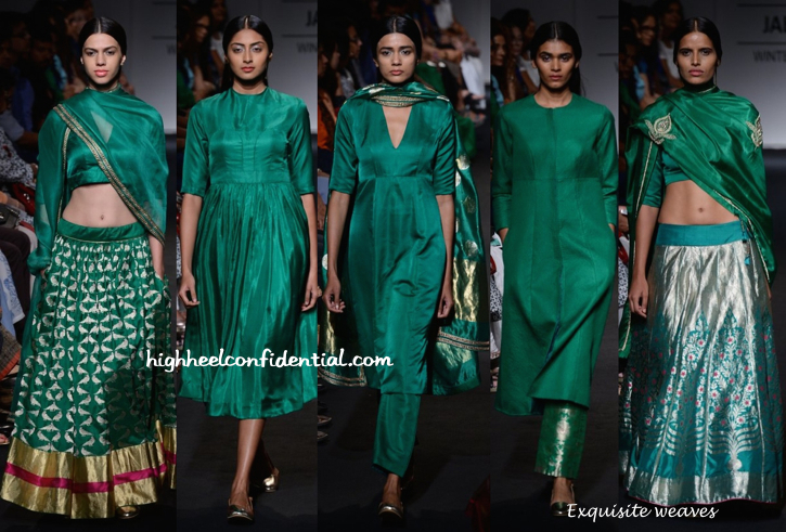 Lakme Fashion Week Winter:Festive 2014- Sanjay Garg-4