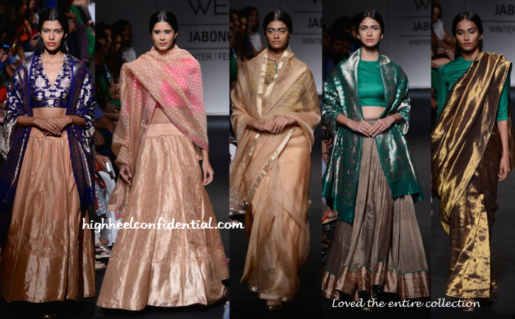 Lakme Fashion Week Winter:Festive 2014- Sanjay Garg-5