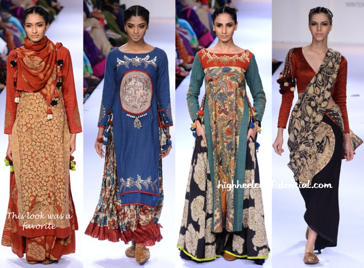 Lakme Fashion Week Winter:Festive 2014- Sashikant Naidu-1