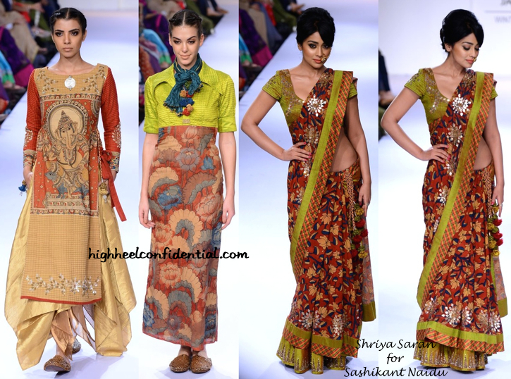 Lakme Fashion Week Winter:Festive 2014- Sashikant Naidu-3