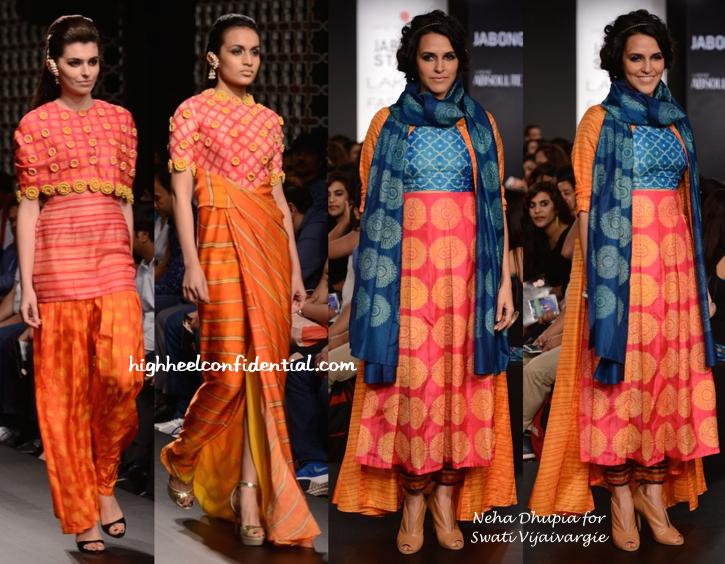 Lakme Fashion Week Winter:Festive 2014- Swati Vijaivargie-2