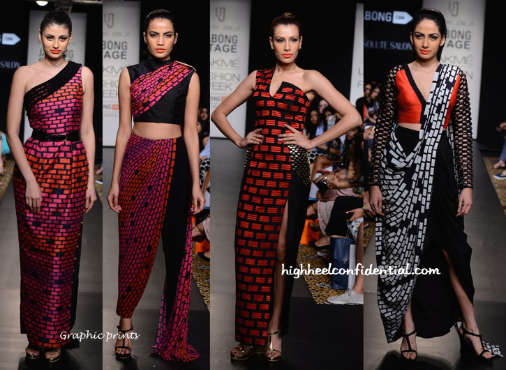 Lakme Fashion Week Winter:Festive 2014- Urvashi Joneja-3