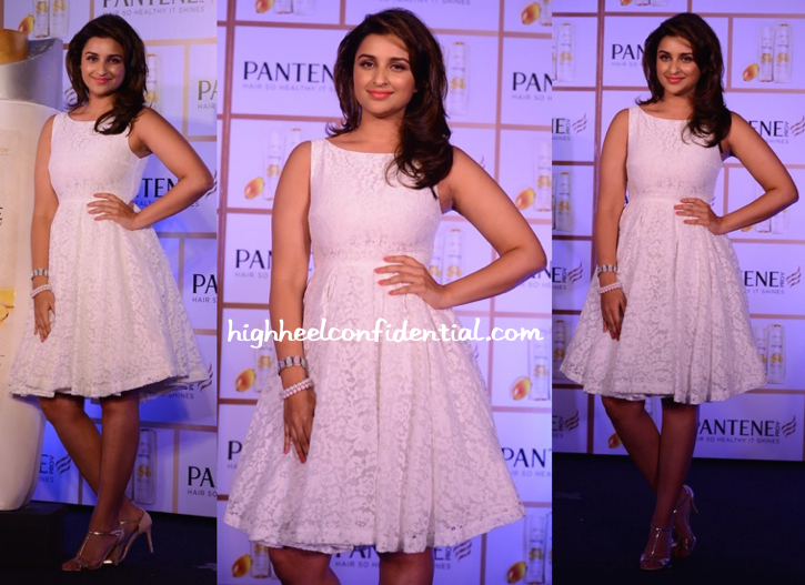 Parineeti Chopra In The Source At An Event For Pantene-1