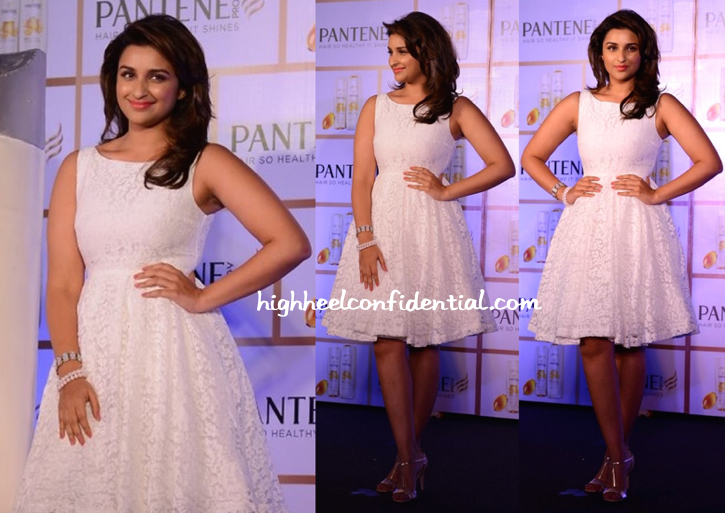 Parineeti Chopra In The Source At An Event For Pantene-2