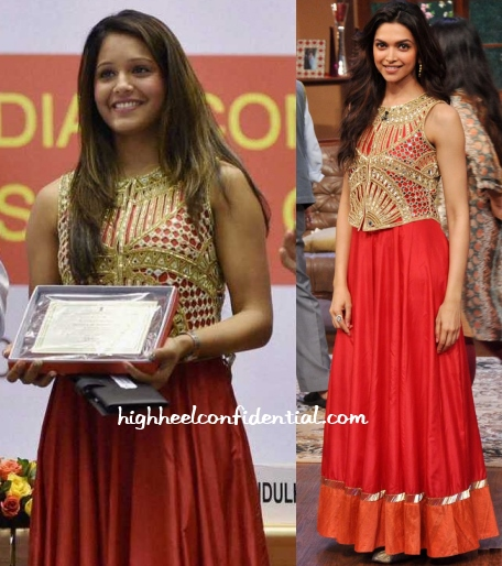 dipika-pallikal-arpita-mehta-commonwealth-game-felicitation