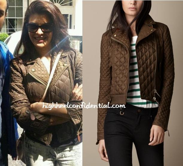 jacqueline-fernandez-burberry-brit-biker-jacket