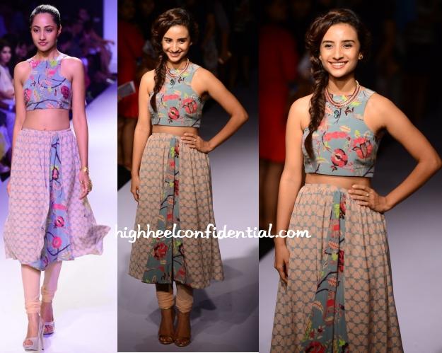 patralekha-payal-singhal-lakme-fashion-week-2014