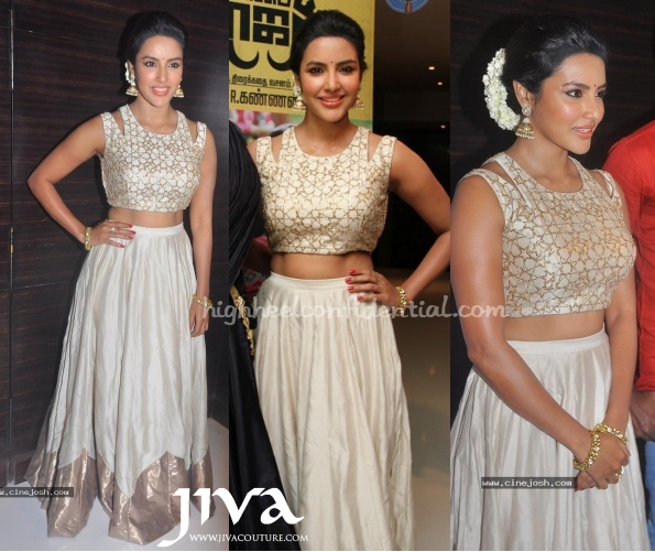 priya-anand-payal-singhal-Oru-Oorla-Rendu-Raja-audio-launch
