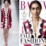Shraddha on Harper's Bazaar:(Un)Covered
