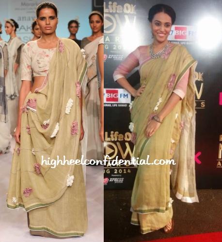 swara-bhaskar-anavila-life-ok-awards-2014