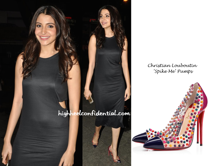 Anushka Sharma At Dil Dhadakne Do Wrap Up Party-2